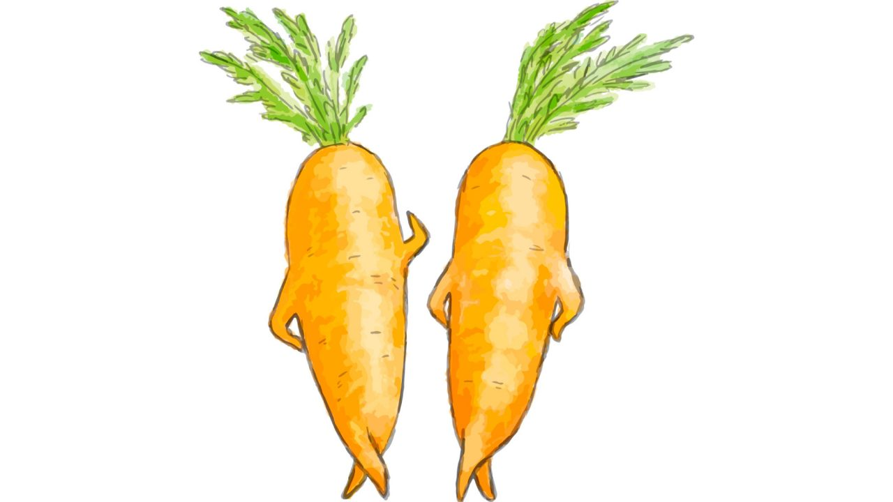 身体の温まる根菜